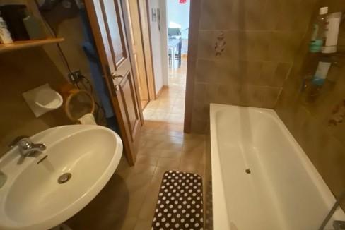 Appartamento Gravedona ed uniti Vista Lago Como - bagno