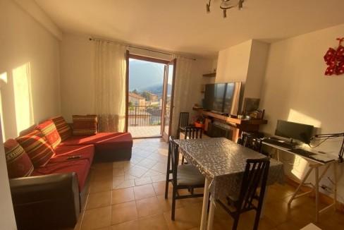 Appartamento Gravedona ed uniti Vista Lago Como - soggiorno