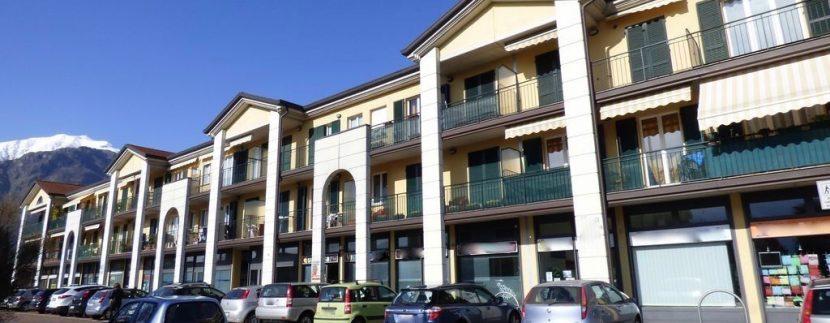 Gravedona ed Uniti Appartamento con Terrazzo e Garage 2 camere