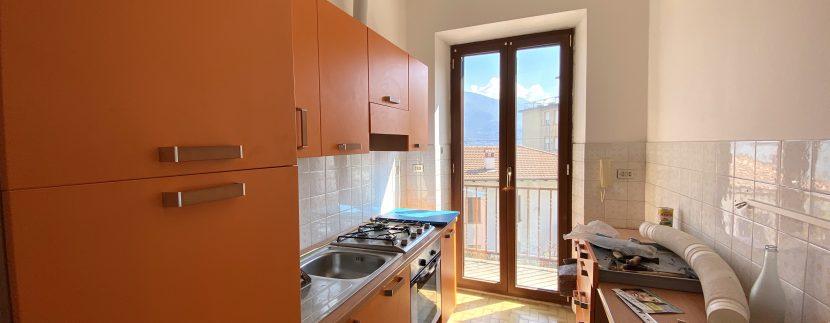 Appartamento Gravedona ed Uniti Lago Como con Terrazzo - cucina