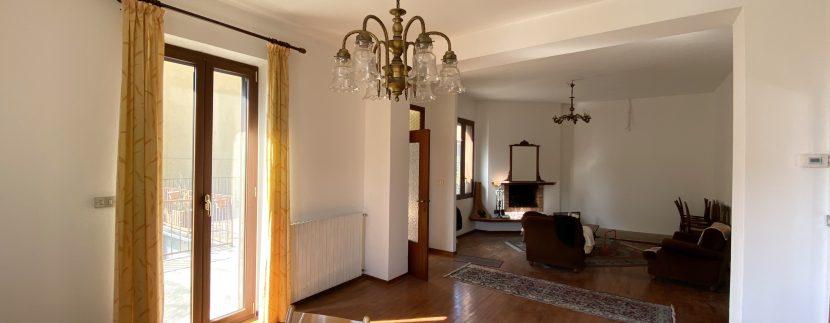 Appartamento Gravedona ed Uniti Lago Como con Terrazzo - soggiorno