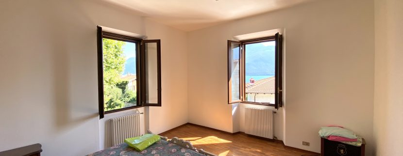 Appartamento Gravedona ed Uniti Lago Como con Terrazzo - camera