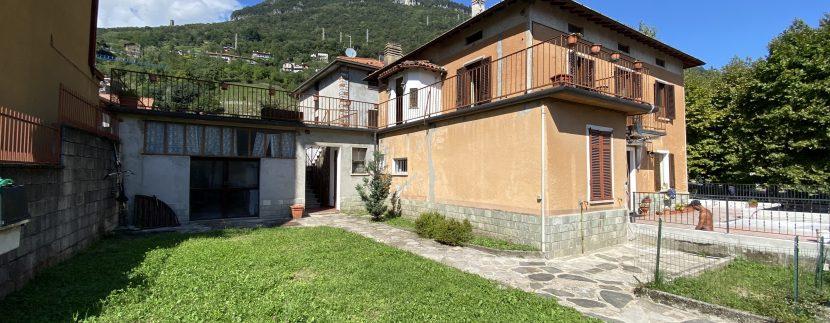 Appartamento Gravedona ed Uniti Lago Como con Terrazzo - esterno