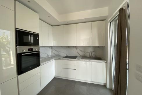 Lago Como Vercana Lussuoso Appartamento con Terrazzo - cucina