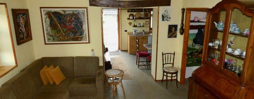 Gravedona ed Uniti Casa con Terreno Collinare - interni