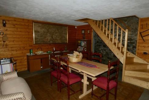 Gravedona ed Uniti Casa con Terreno Collinare - taverna