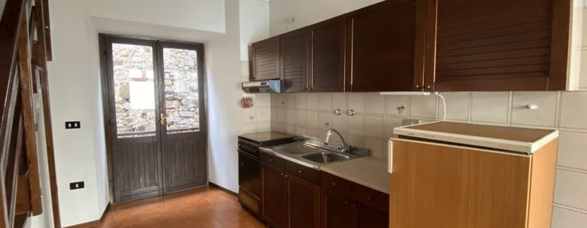 Casa Domaso Centro 40mt dal Lungolago - cucina