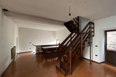 Casa Domaso Centro 40mt dal Lungolago - soggiorno