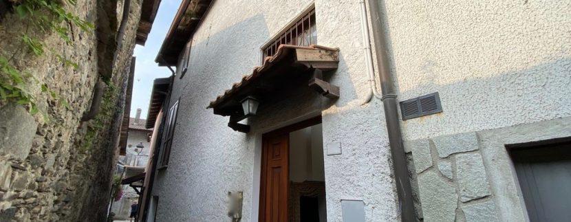 Casa Domaso Centro 40mt dal Lungolago - esterno