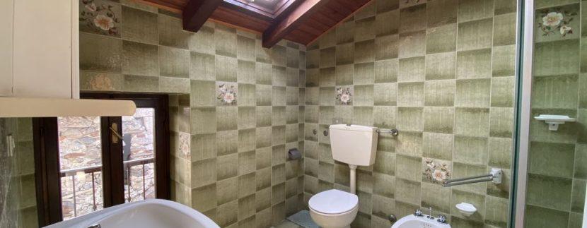 Casa Domaso Centro 40mt dal Lungolago - bagno