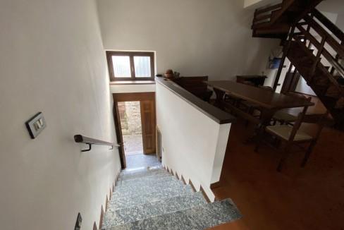 Casa Domaso Centro 40mt dal Lungolago - ingresso
