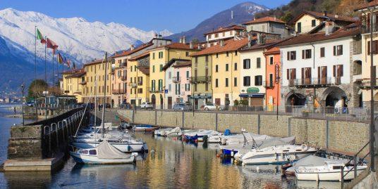 Lago Como Domaso Appartamento Centro Storico con Balcone