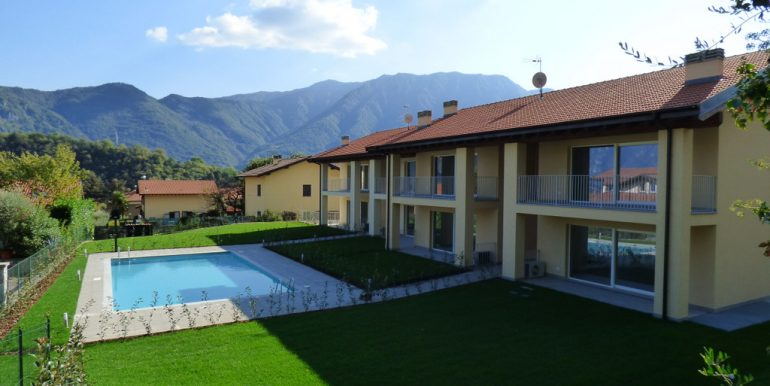 Lago Como Residence con piscina Tremezzina