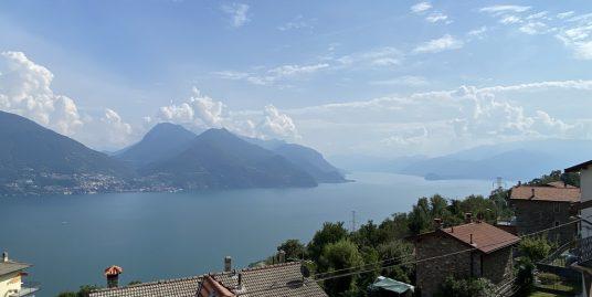 Casa vista Lago Como San Siro con terrazzo