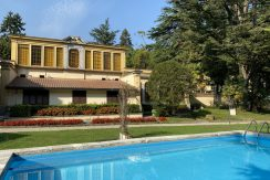 Lago Como Appartamento in Villa d'epoca