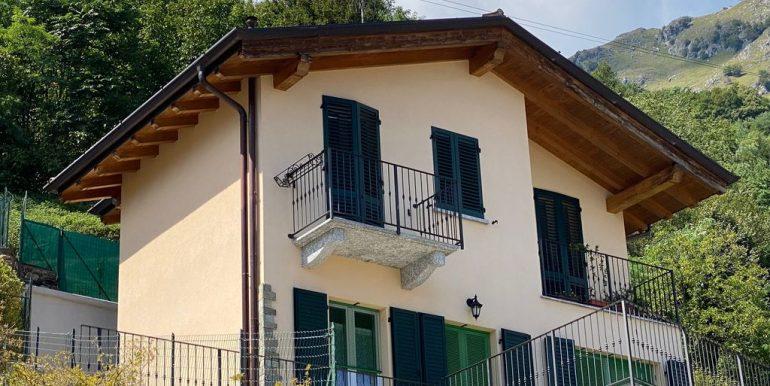 Villa Vista Lago Como Musso - esterno