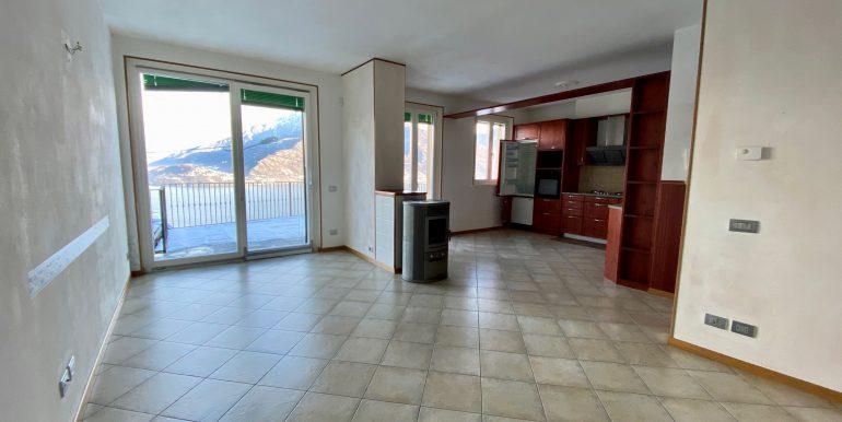 Villa Vista Lago Como Musso - soggiorno