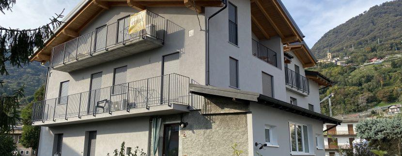 Lago Como Domaso Appartamenti Ristrutturati ed Arredati - esterno