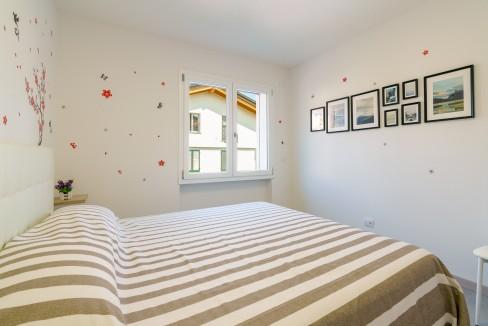 Lago Como Domaso Appartamenti Ristrutturati ed Arredati - camera da letto