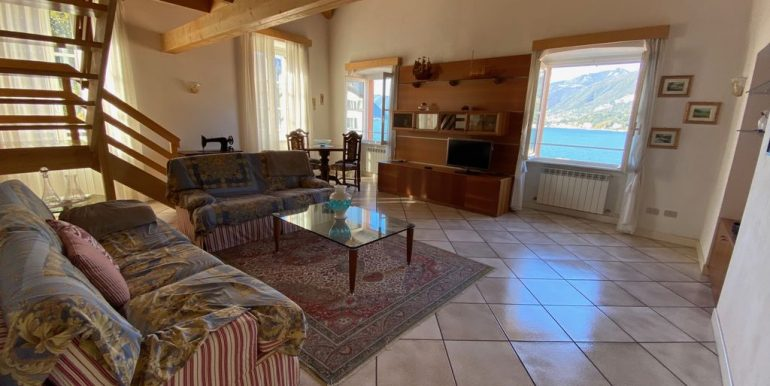 Lago Como Bellagio Appartamento nel Centro Storico - soggiorno