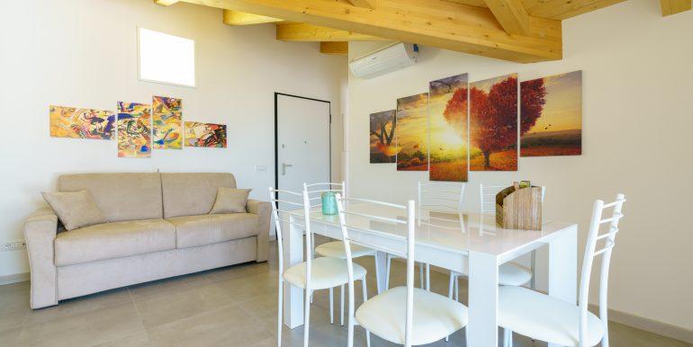 Appartamenti Arredati Domaso Lago Como - cucina