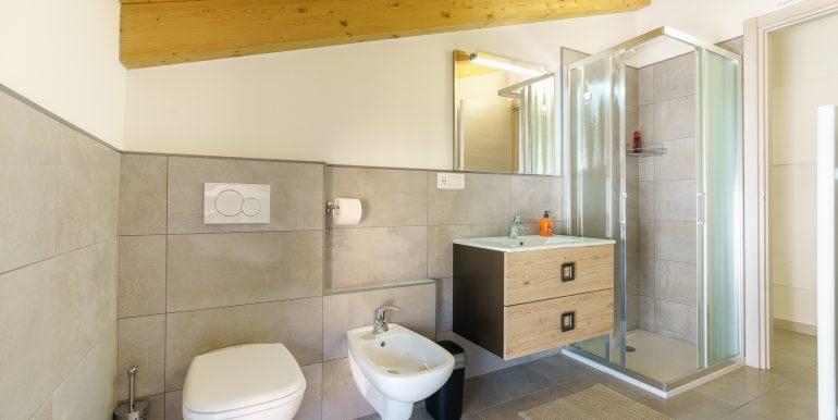 Appartamenti Arredati Domaso Lago Como - bagno