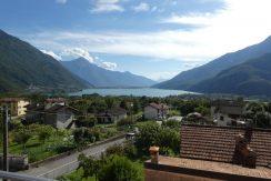 Appartamento Novate Mezzola con Vista Lago