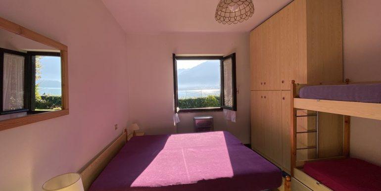 Affitto Appartamento Fronte Lago Domaso  - camera
