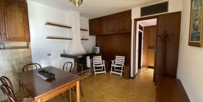 Affitto Appartamento Fronte Lago Domaso  - soggiorno