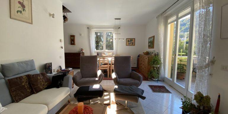 Gravedona ed Uniti Appartamento con Terrazzo - soggiorno