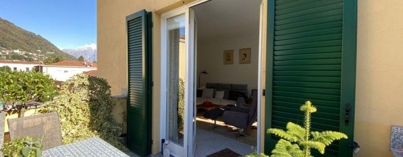 Gravedona ed Uniti Appartamento con Terrazzo - terrazzo