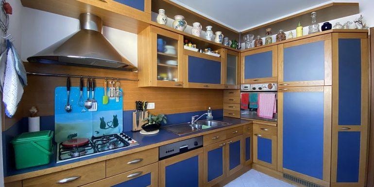 Gravedona ed Uniti Appartamento con Terrazzo - cucina