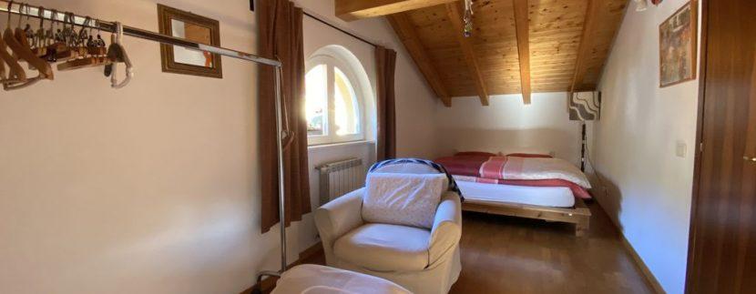 Gravedona ed Uniti Appartamento con Terrazzo - camera