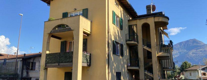 Gravedona ed Uniti Appartamento con Terrazzo - esterno