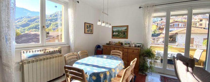 Gravedona ed Uniti Appartamento con Terrazzo - garage