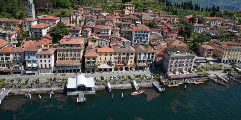 Lago Como Bellagio Appartamento nel Centro Storico - posizione
