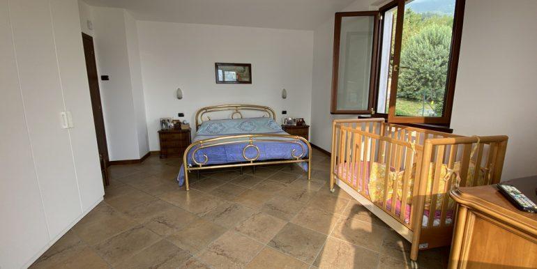 Villa Pianello del Lario - camera da letto