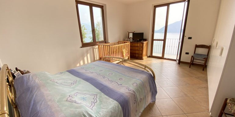 Pianello del Lario vista Lago Como