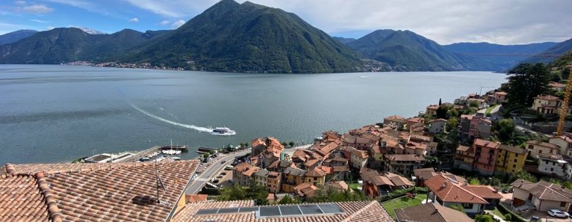Villa Vista Lago Como Argegno - vista