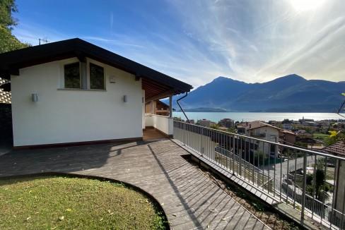 Lago Como Villa con Piscina Gravedona ed Uniti  - terreno