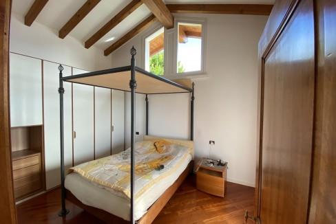 Lago Como Villa con Piscina Gravedona ed Uniti  - camera