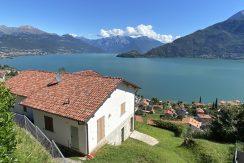 Villa Pianello del Lario vista Lago Como