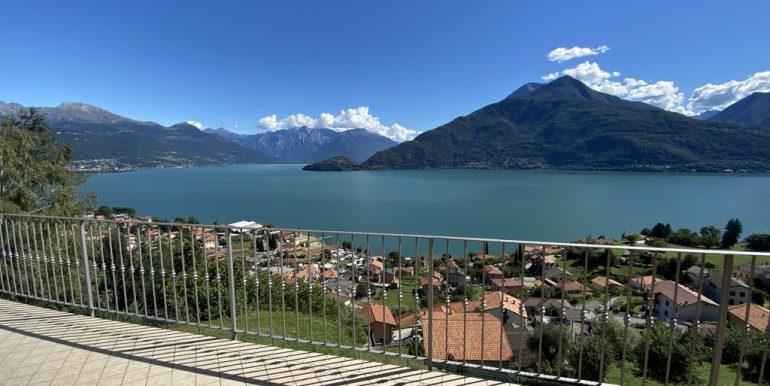 Terrazzo - vista Lago Como