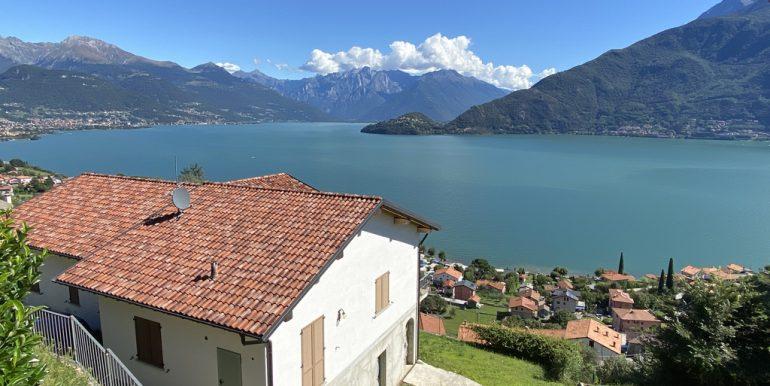 Villa Pianello del Lario  - vista lago