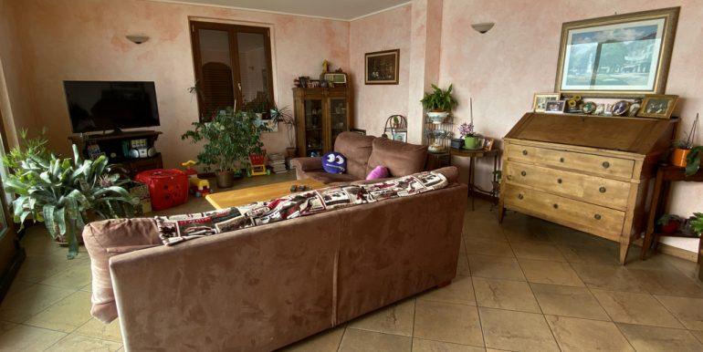 Villa Pianello del Lario - soggiorno