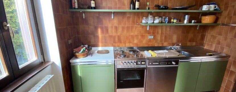 Carate Urio Appartamento Vista Lago Como - cucina