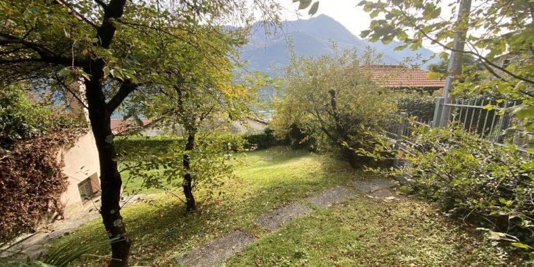 Carate Urio Appartamento Vista Lago Como - giardino