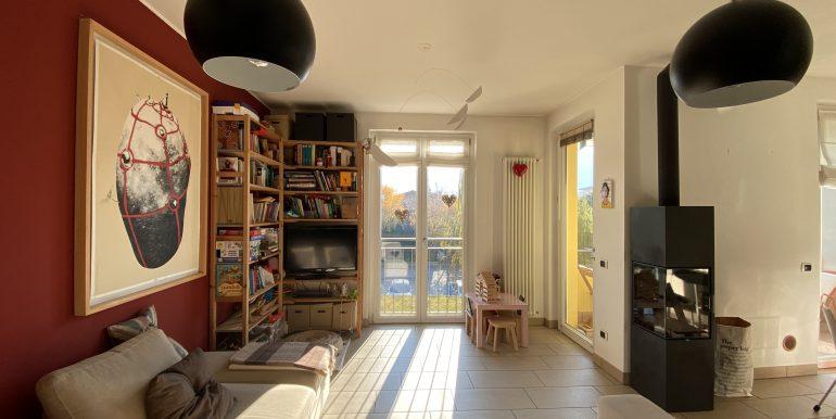 Lago Como Domaso Appartamento con Terrazzo- soggiorno