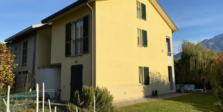 Lago Como Domaso Appartamento con Terrazzo  - esterno