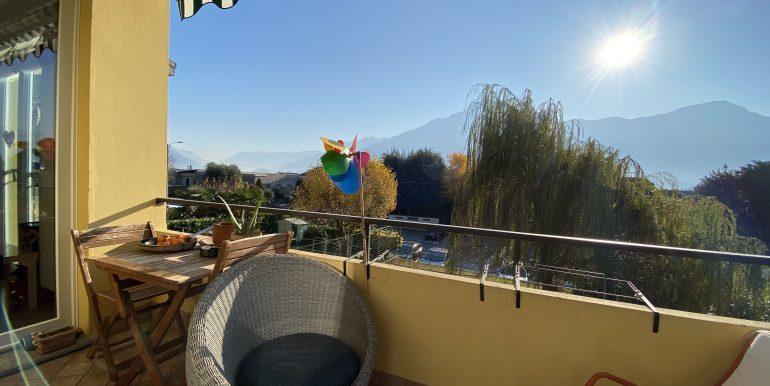 Lago Como Domaso Appartamento con Terrazzo coperto
